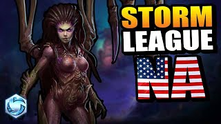 Kerrigan - ravage them! // Storm League NA