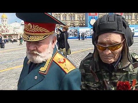 """Несуществующее звание: на параде заметили """"секретного маршала КГБ"""""""