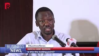 KENYAS DEBT BURDEN BUSINESS NEWS 7th Dec 2018