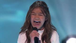 America's Got Talent The Champions Angelica Hale Week 3