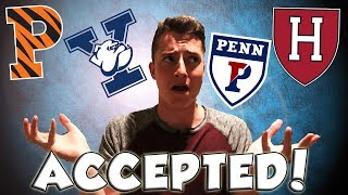 How To Get Into an Ivy League School | What NOBODY Is Saying (2018)