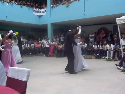 Baile Antañon Caraqueño 5º