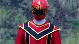 Power Rangers Mystic Force - First Morph and Fight