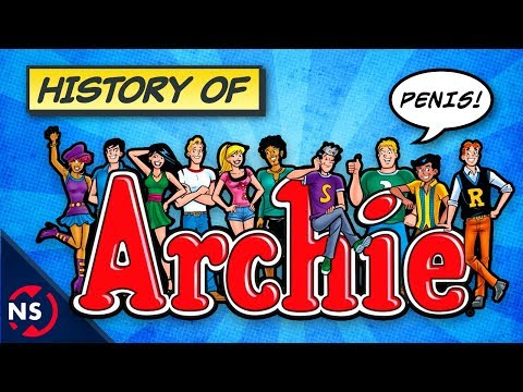 The Bizarre Origin & History of ARCHIE: From Comics to Riverdale Explained!    NerdSync
