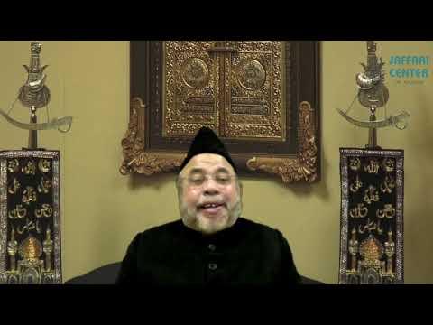 9th #Muharram - Maulana Sadiq Hasan Shab - E - Ashur Majlis 2020/1442