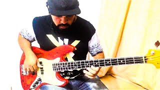 download musica The Weeknd - I Feel It Coming Feat Daft Punk bass cover Joabe Araújo