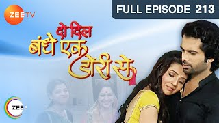 Do Dil Bandhe Ek Dori Se Episode 213 June 02 2014