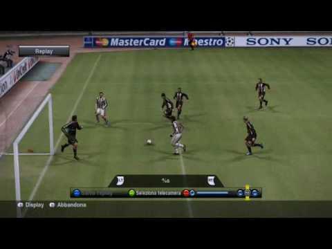 Pes 2010 Gol spettacolare