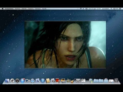 Descargar /Instalar Tomb Raider (2013) Mac OsX Mavericks. Mountain Lion. lion. snow leopard