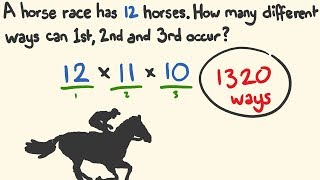 Combinations and Permutations Word Problems
