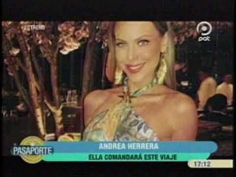El Pasaporte 15-06: Quien es Andrea Herrera???