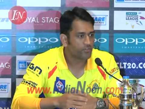 Champions League T20 2014 - MS Dhoni welcomes flamboyant all-rounder, Dwayne Bravo