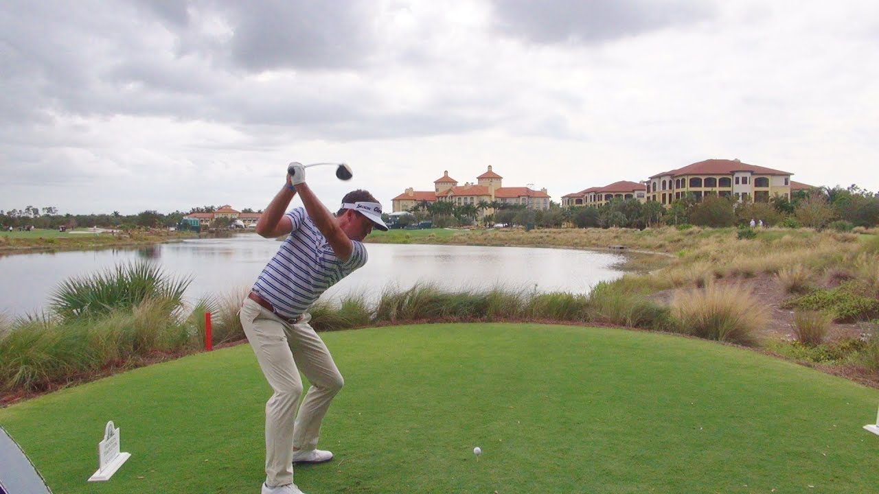golf swing 2012 - keegan bradley driver
