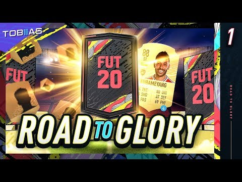 A BRAND NEW START!!!! FIFA 20 Road to Glory #01 | Ultimate Team