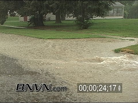 Various Street Flooding - Part 1
