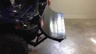 WARN PRO VANTAGE ATV PLOW SYSTEM