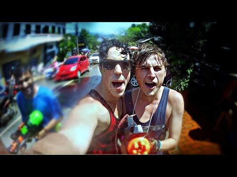 Backpacking South East Asia 2015 (GoPro Highlights)