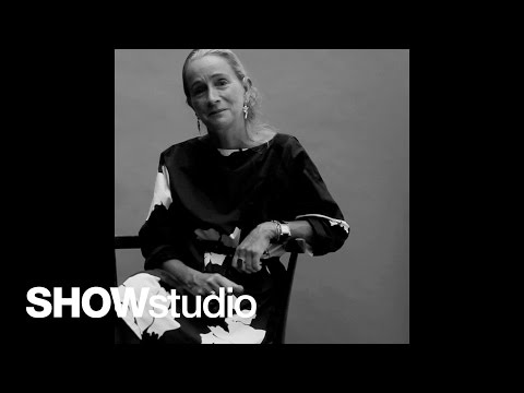 SHOWstudio: In Fashion - Lucinda Chambers Interview