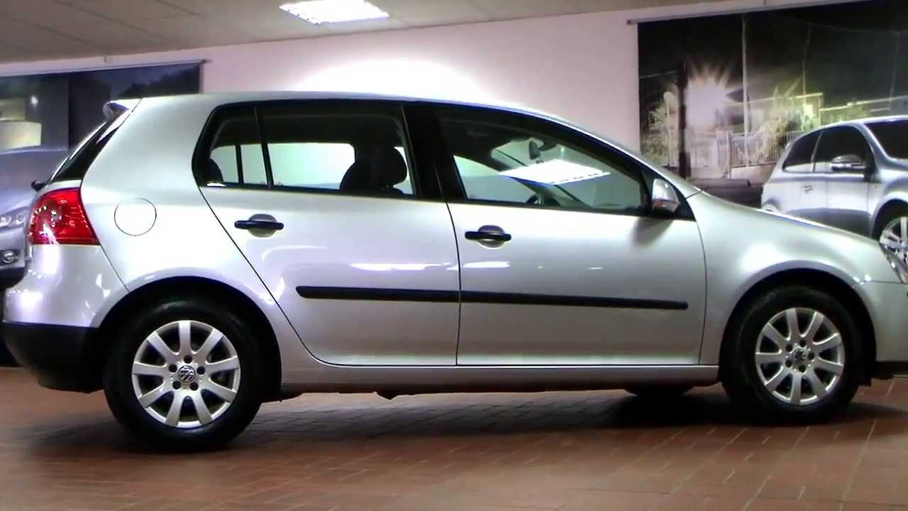 volkswagen golf v 1 6 fsi comfortline 2004 reflexsilber youtube. Black Bedroom Furniture Sets. Home Design Ideas
