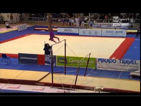 Kyla Ross (USA) AA UB 2013 Jesolo - AA - 15.40!