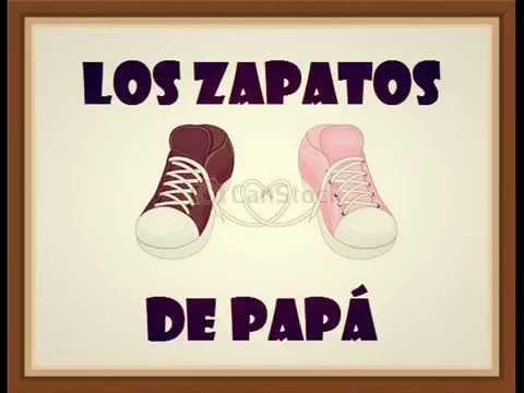 Los zapatos de papá