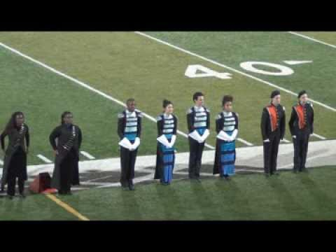 Stagg Marching Band Jamboree - Awards