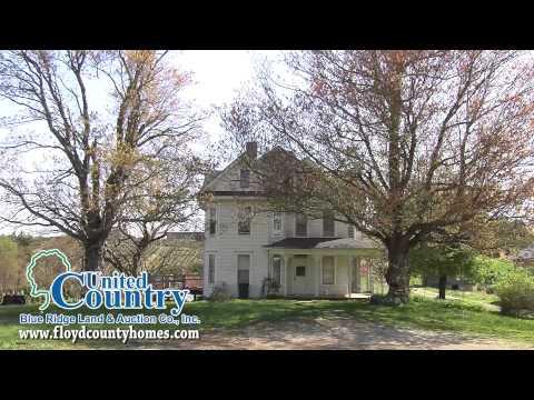 Southwest Virginia Farm for Sale | Blue Ridge Land & Auction | Matt Gallimore