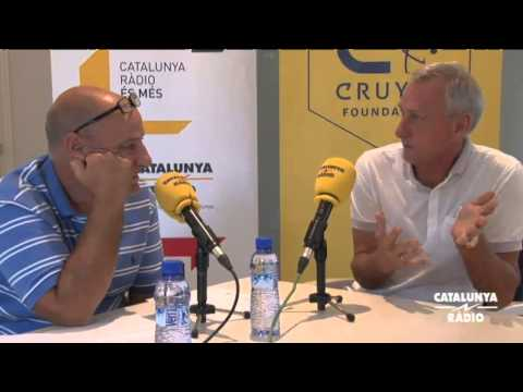 El club - Johan Cruyff replica a Sandro Rosell