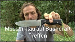 Messerklau auf Bushcrafttreffen!