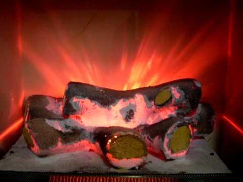 Fuego artificial para chimeneas