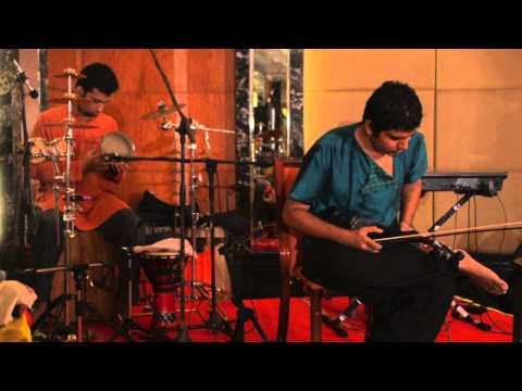 Carnatic Music Fusion - Brovabarama - Release The Burdens By Karthick Iyer Live video
