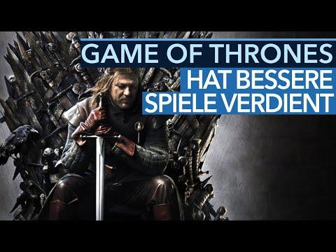 Game of Thrones hat bessere Spiele verdient