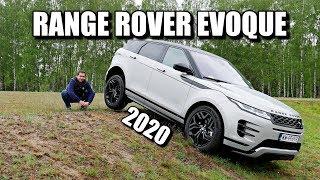 Range Rover Evoque 2020 - Baby Range Rover (PL) - test i jazda próbna