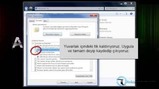 Windows da Dosya Uzantısı Nasıl Değiştirilir ?