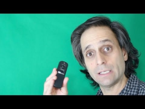 Canon T4i 650D Remote Focus Hack - Wireless Focus on Demand!