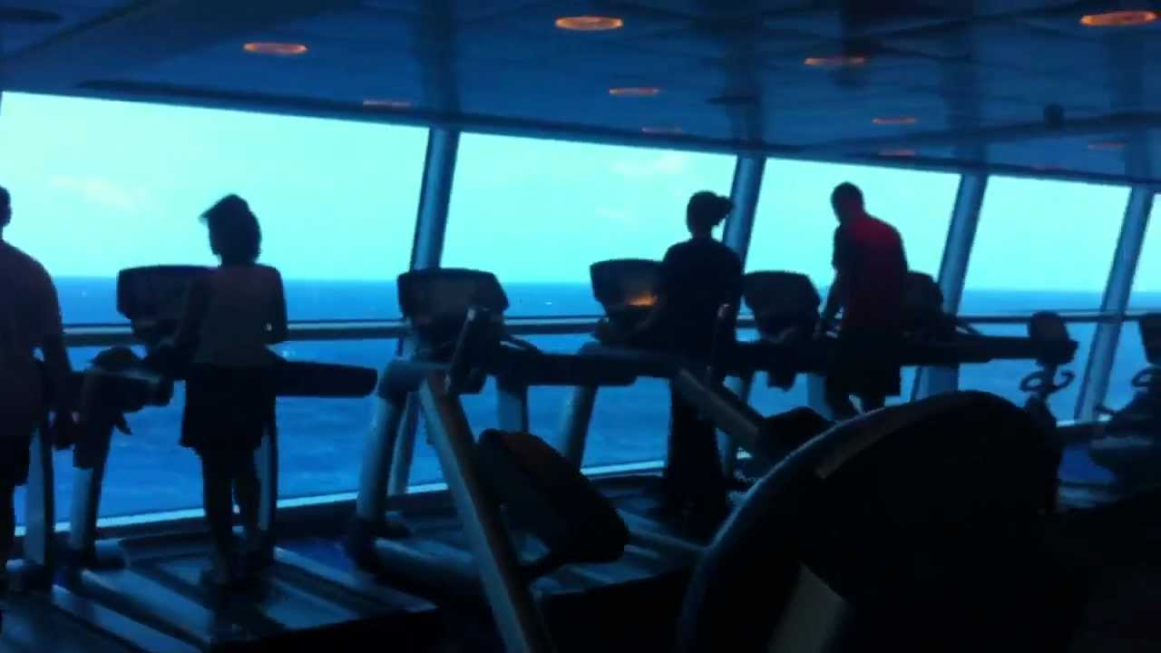 Celebrity Equinox Sports Fitness Youtube