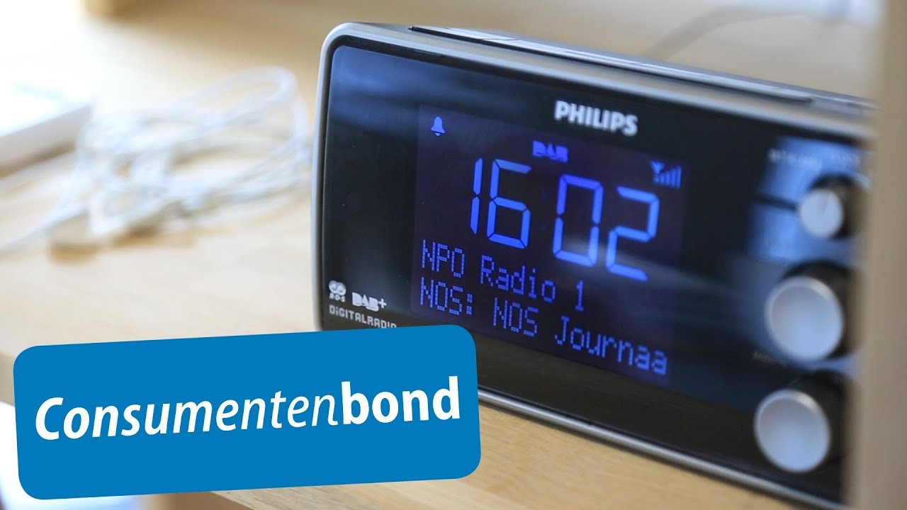 DAB+ digitale radio - Review (Consumentenbond) - YouTube