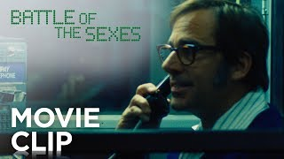 """BATTLE OF THE SEXES I """"Not Interested"""" Clip 