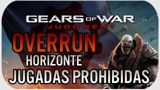 Gears Of War Judgment: ¡Jugadas Prohibidas en OverRun!