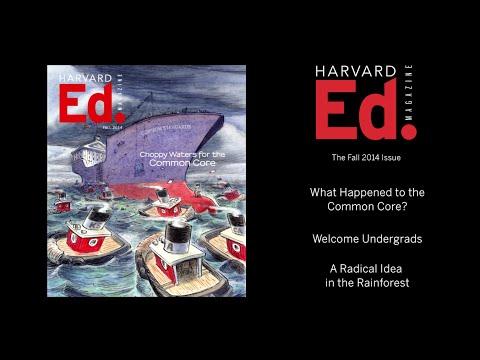 Harvard Ed. Magazine Teaser Trailer: Fall 2014