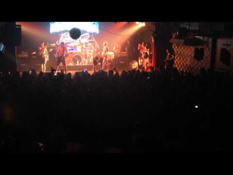 Parkway Drive Argentina 2014 - Carrion