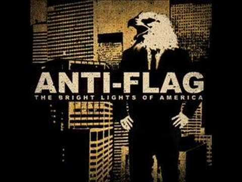 Anti Flag - Good N Ready