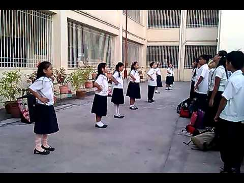 Rincon Elementary School - Grade 3 Morning Exercise ( ChaCha Dabarkads )