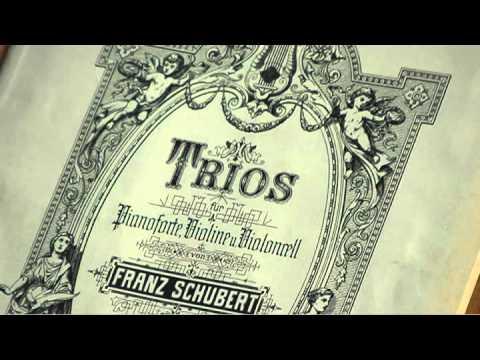 Glenn Dicterow on Schubert's Piano Trio in B Flat Major, Op. 99