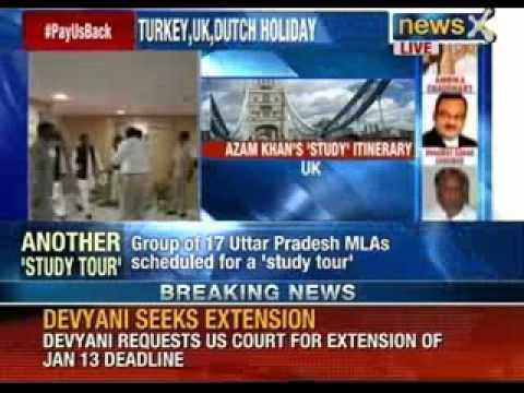UP MLA's to visit Turkey, Netherlands, UK, Greece and UAE - NewsX