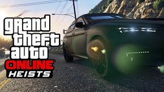 GTA 5 - NEW Heist DLC Sports Car: Armored Karin Kuruma (Mitsubishi Evo X) [GTA V Online Heists]