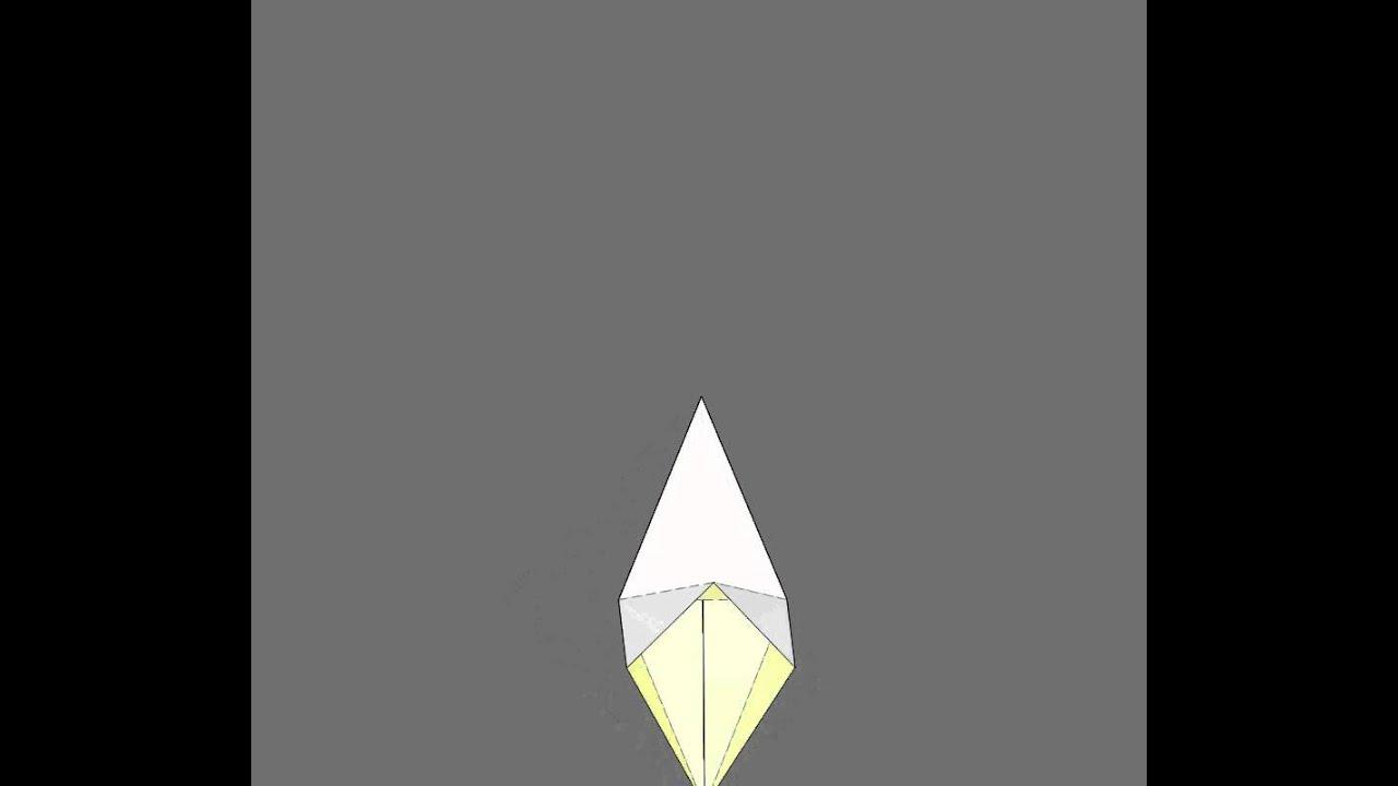Поделки из Бумаги. Оригами из