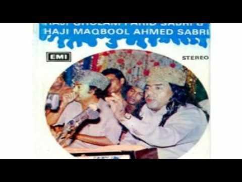 Haji Ghulam Farid Sabri & Haji Maqbool Ahmed Sabri- Shikwa Jawab E Shikwa Part 1 video