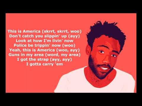 Lyrics - This Is America