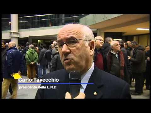 Trentino FIGC - Intervista a Carlo Tavecchio presidente della L.N.D.